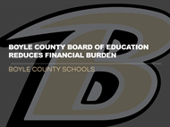 BOE reduces financial burden