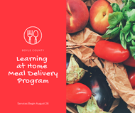 Learning at Home Meal Delivery