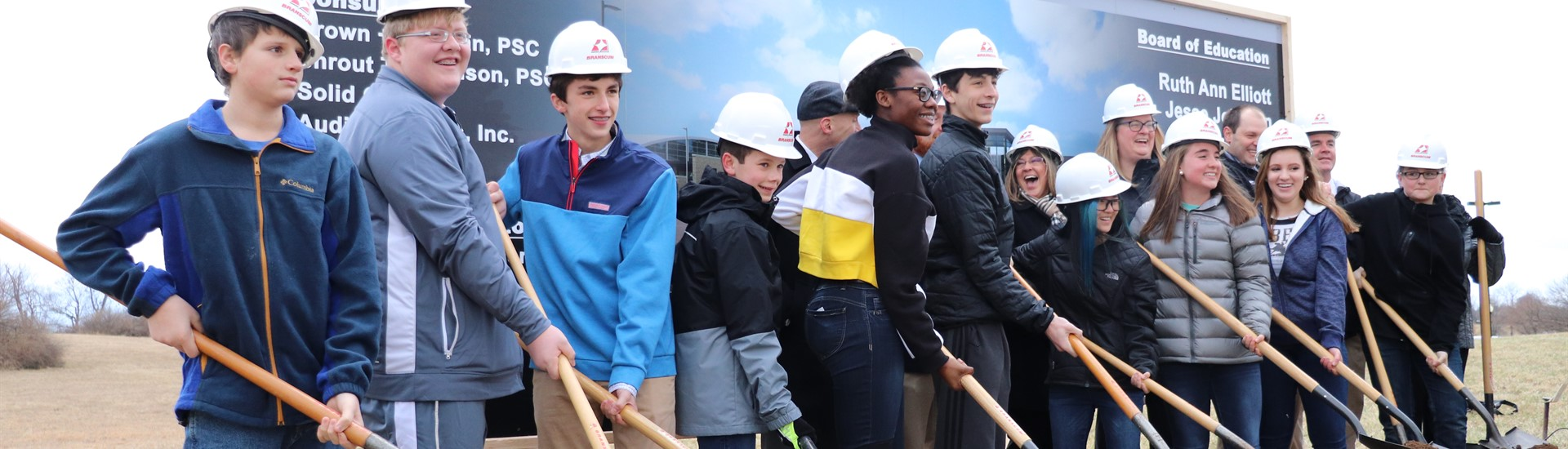 New Middle School Groundbreaking