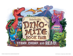 Books are dino mite
