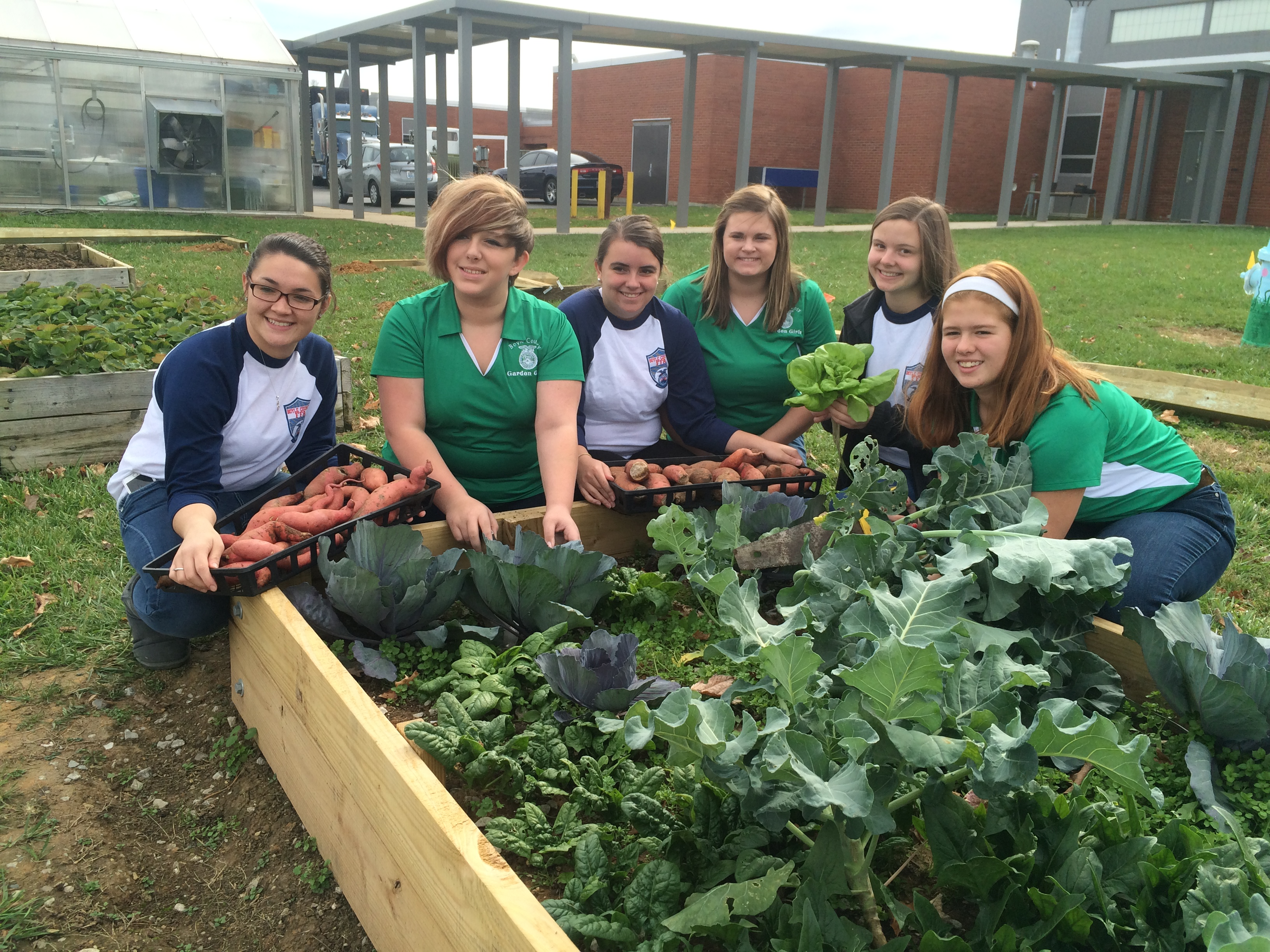 Boyle County Farm to School