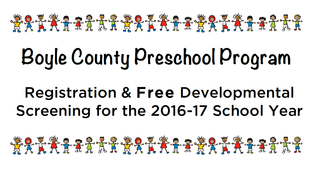 Boyle Preschool Program